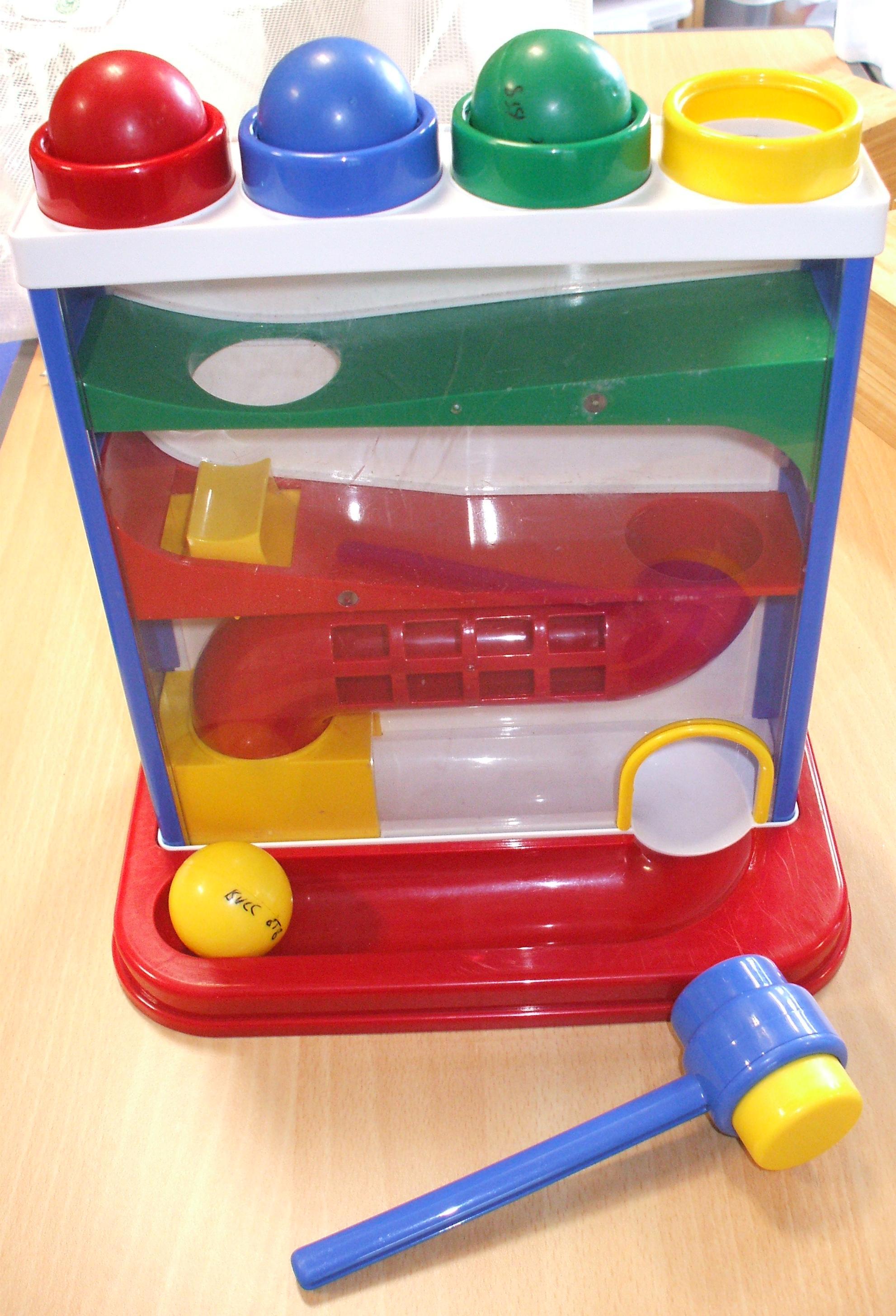Pound A Ball Toy Toys : Beane valley